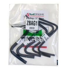 Z Hose Bends - Trade Pack - Water Applications - Sizes 6mm - 16mm (EPDM Rubber), , scaau_hi-res