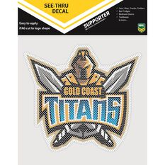 TITANS ITAG SEE-THRU DECAL