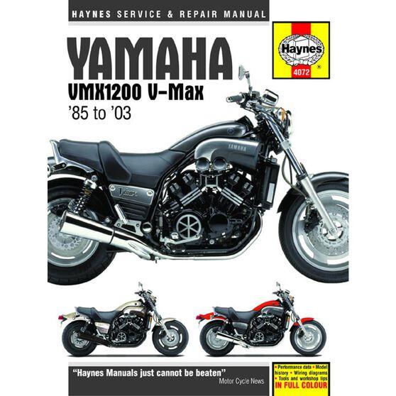YAMAHA V-MAX 1985 - 2003, , scaau_hi-res
