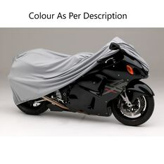 FORM FIT MOTORCYCLE COVER STANDARD OR SPORT BIKE