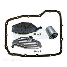JEEP CHEROKEE/ GRAND CHEROKEE 45RFE, 55RFE FULL KIT (SPIN ON + PAN FILTER), , scaau_hi-res