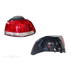 VOLKSWAGEN GOLF  TYPE 6  10/2008 ~ 03/2013  TAIL LIGHT  RIGHT HAND SIDE, , scaau_hi-res