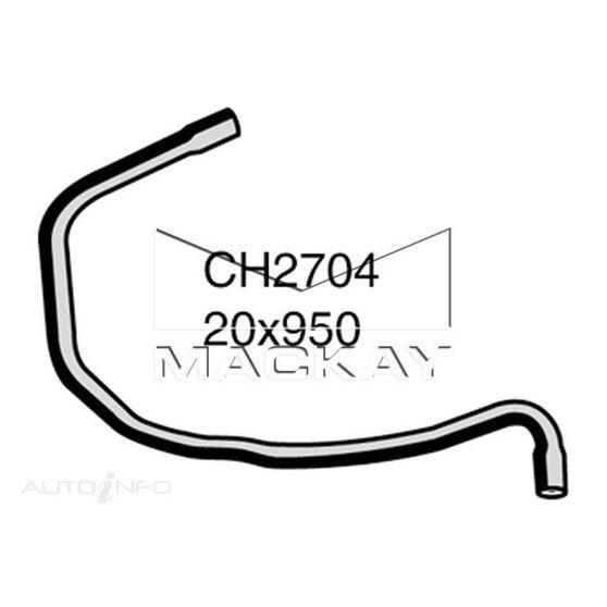 Heater Hose  - PEUGEOT 405 D60 - 1.9L I4  PETROL - Manual & Auto, , scaau_hi-res