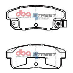 DBA SS STREET SERIES BRAKE PADS [ Mazda RX & Suzuki Ignis 2003-2014 R ], , scaau_hi-res