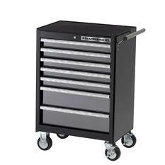 "Storage Roller Cabinet XL Series 7 Drawer 26""/660mm, , scaau_hi-res"