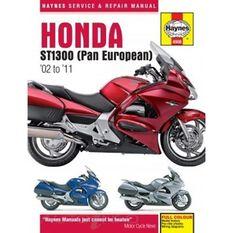 HONDA ST1300 PAN EUROPEAN 2002 - 2011, , scaau_hi-res