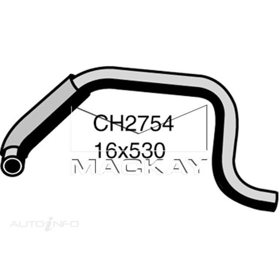 Heater Hose  - TOYOTA CAMRY VZV21R - 2.5L V6  PETROL - Manual & Auto, , scaau_hi-res