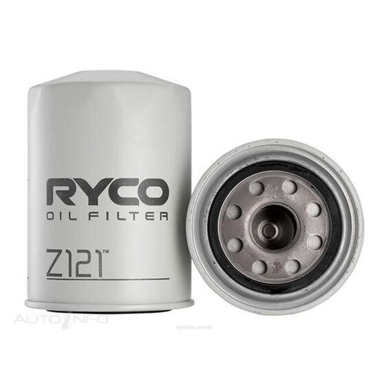 RYCO OIL FILTER - Z121, , scaau_hi-res