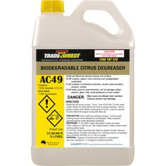 Citrus Biodegradable Degreaser - 5L Bottle, , scaau_hi-res