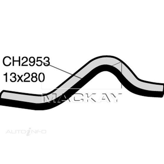 Heater Hose  - SUZUKI BALENO SY416 - 1.6L I4  PETROL - Manual & Auto, , scaau_hi-res