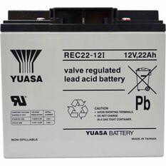 REC22-12 VRLA Battery