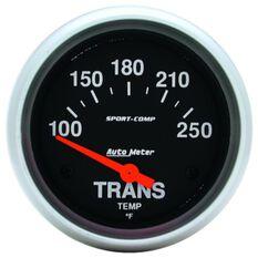 "SPORT-COMP 2-5/8"" TRANS TEMP 100-250DEGF, SHORT SWEEP ELECT"
