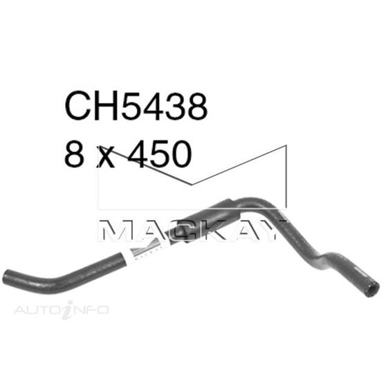 Engine By Pass Hose  - VOLKSWAGEN CADDY 2K - 1.9L I4 Turbo DIESEL - Manual & Auto, , scaau_hi-res