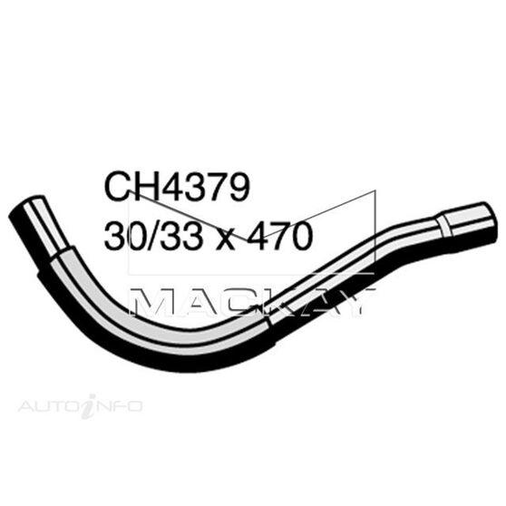 Radiator Upper Hose  - TOYOTA COROLLA NZE121R - 1.5L I4  PETROL - Manual & Auto, , scaau_hi-res