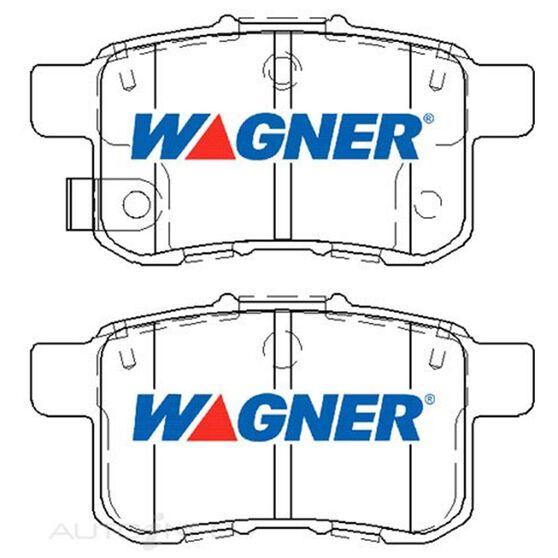 Wagner Brake pad [ Honda Accord 2008-2014 R ], , scaau_hi-res