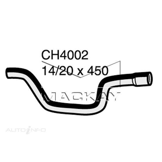 Heater Hose OPEL Kadett  1.6 1.7 Diesel 16D, DA, 17D, Da Outlet From CH NA000001*, , scaau_hi-res