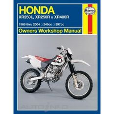 HONDA XR250L, XR250R & XR400R 1986 - 2004, , scaau_hi-res