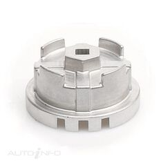 TOLEDO OIL FILTER WRENCH 64.5MM 14FLUTE, , scaau_hi-res