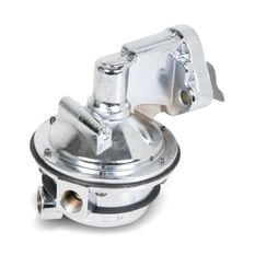SB CHEV MECH FUEL PUMP 130GPH 7.5-9 PSI 3/8NPT INLET/OUTLET