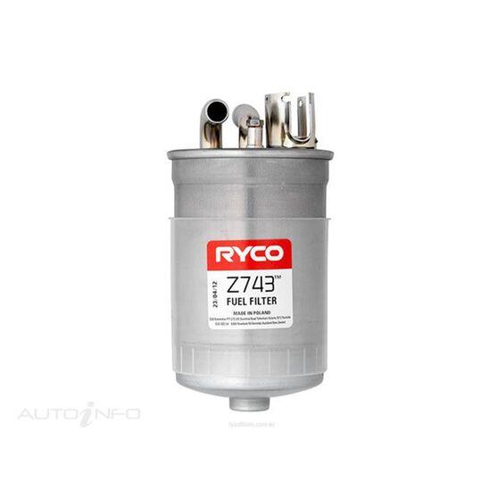 RYCO EFI FUEL FILTER - Z743, , scaau_hi-res