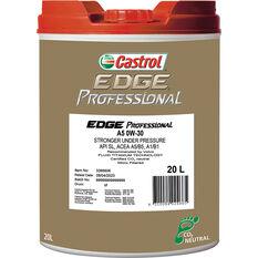 EDGE PROF A5 0W-30     20L, , scaau_hi-res