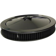 Filter 14 x 2 Recessed Base All Black, , scaau_hi-res