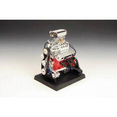 SBC BLOWN HOTROD ENGINE DIECAST ENGINE REPLICAS