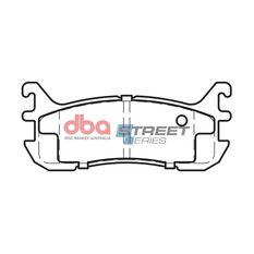 DBA SS STREET SERIES BRAKE PADS [ Ford & Mazda 1993-98 R ], , scaau_hi-res