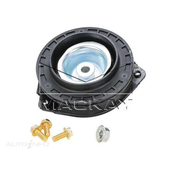 Strut mount Nissan X-Trail T31 ALL Includes Bearing, , scaau_hi-res