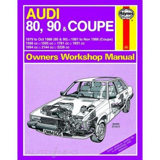 AUDI 80, 90 & COUPE (1979 - 1988), , scaau_hi-res