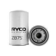 RYCO HD OIL SPIN-ON - Z875, , scaau_hi-res