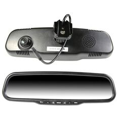 "4.3""DISPLAY OEM REPLACEMENT MIRROR WITH BUILT IN DASH CAM, , scaau_hi-res"