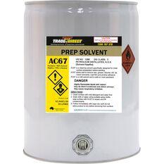 Prep Solvent - 20L Metal Can