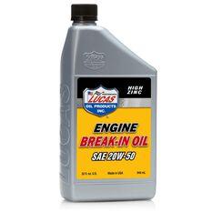 SAE 20W-50 BREAK-IN OIL / 1X1 / QUART