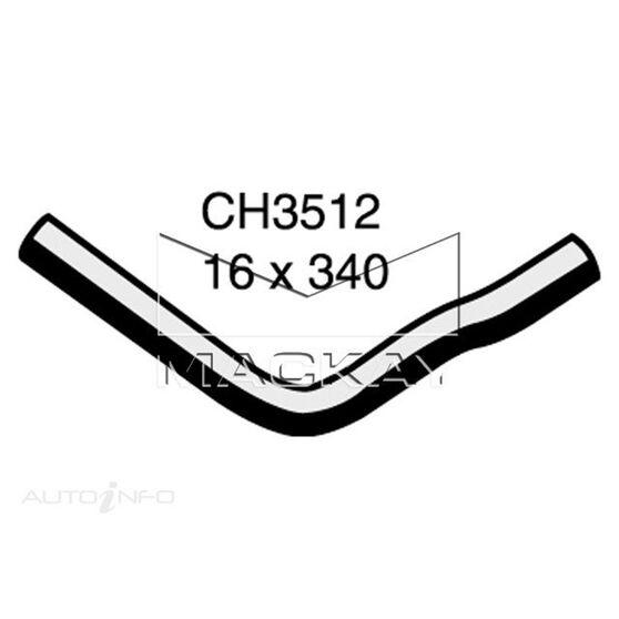 Heater Hose  - NISSAN PINTARA U12 - 2.4L I4  PETROL - Manual & Auto, , scaau_hi-res