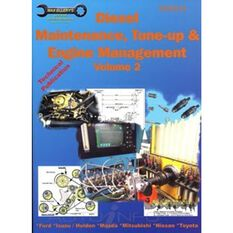 DIESEL MAINTENANCE  TUNE-UP & ENGINE MGMENT VOL2 9781876720117, , scaau_hi-res