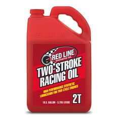REDLINE 2 STROKE RACING OIL RACING GALLON (3.78L). 2T