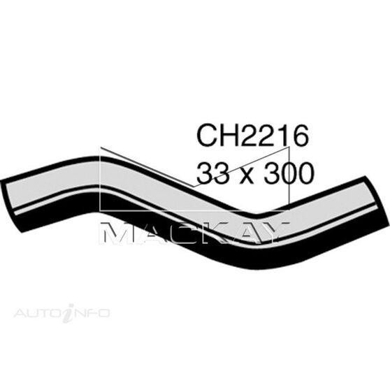 Radiator Upper Hose  - TOYOTA CORONA RT142R - 2.4L I4  PETROL - Manual & Auto, , scaau_hi-res