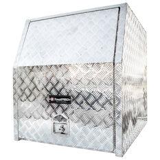 TOOL BOX HIGHSIDE CHECKERPLATE TOOLPRO, , scaau_hi-res