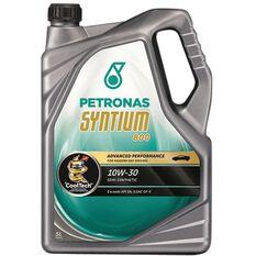 SYNTIUM 800 10W30 5 LITRE ENGINE OIL PLASTIC BOTTLE, , scaau_hi-res