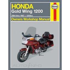HONDA GOLD WING 1200 (USA) 1984 - 1987, , scaau_hi-res