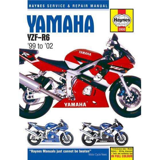 YAMAHA YZF-R6 1999 - 2002, , scaau_hi-res