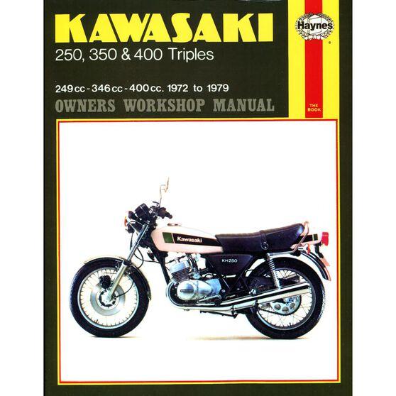 KAWASAKI 250, 350 & 400 TRIPLES 1972 - 1979, , scaau_hi-res