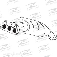 TY KLUGER 3.3L 10/03- 3MZFE 4WD/FWD REAR, , scaau_hi-res