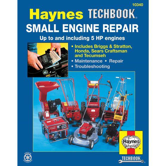 SMALL ENGINE REPAIR HAYNES TECHBOOK 5 HP AND LESS HAYNES REPAIR MANUAL, , scaau_hi-res