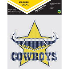 COWBOYS ITAG SEE-THRU DECAL