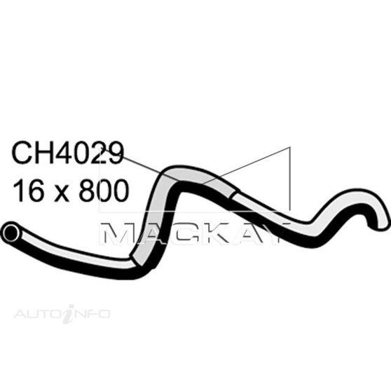 Heater Hose  - MITSUBISHI TRITON MK - 2.4L I4  PETROL - Manual & Auto, , scaau_hi-res