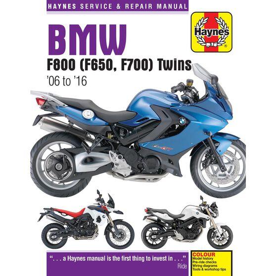 BMW F800 (F650) TWINS (2006 - 2016), , scaau_hi-res