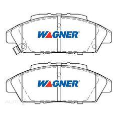 Wagner Brake pad [ Honda 1989-2014 F ], , scaau_hi-res
