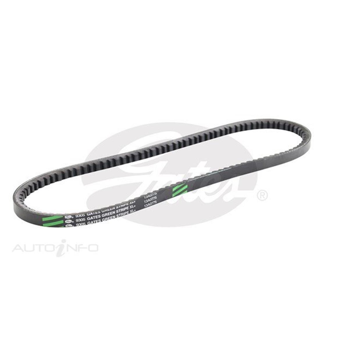 92.65 Length 0.86 Width D/&D PowerDrive 25060919 Napa Automotive Replacement Belt